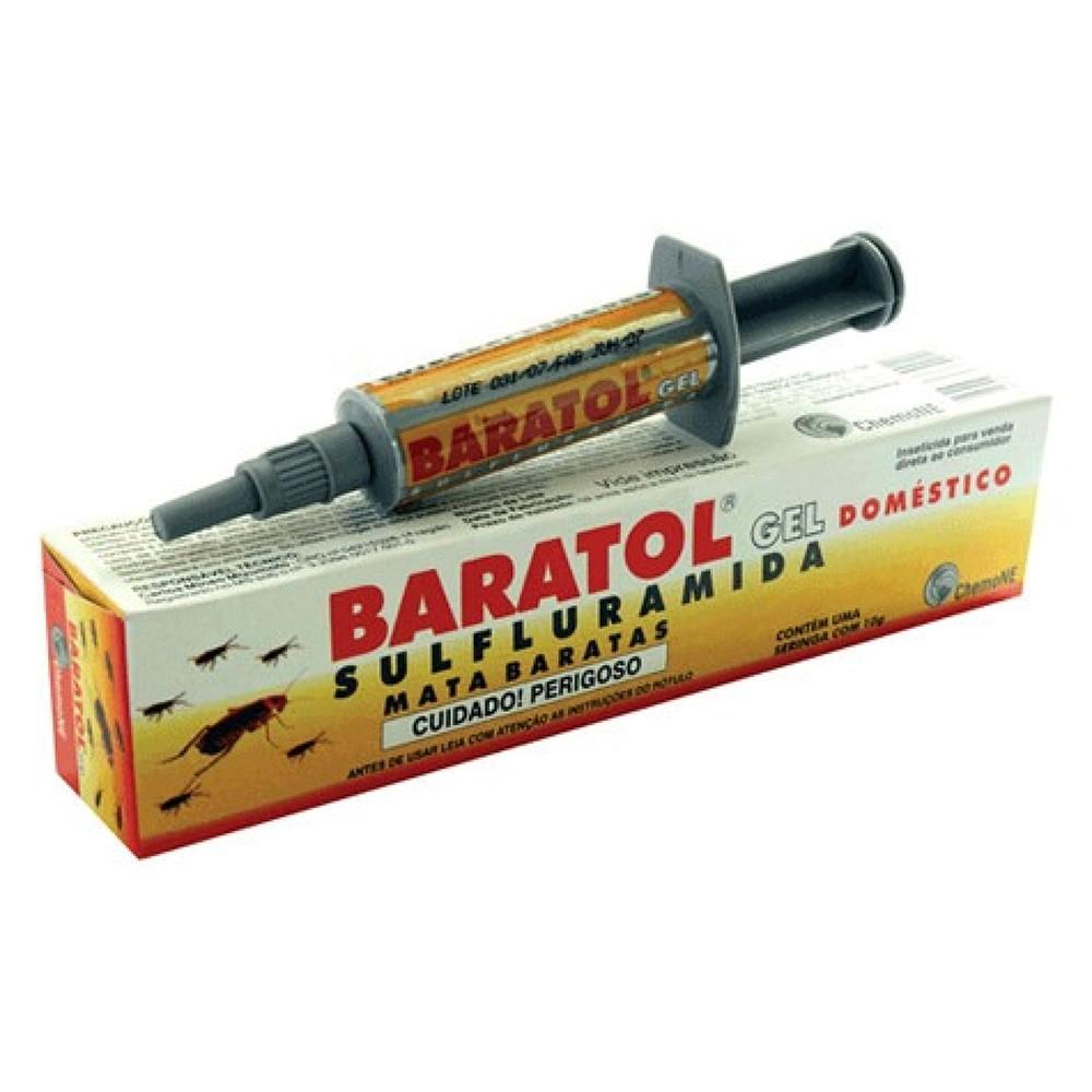 BARATOL GEL 10g