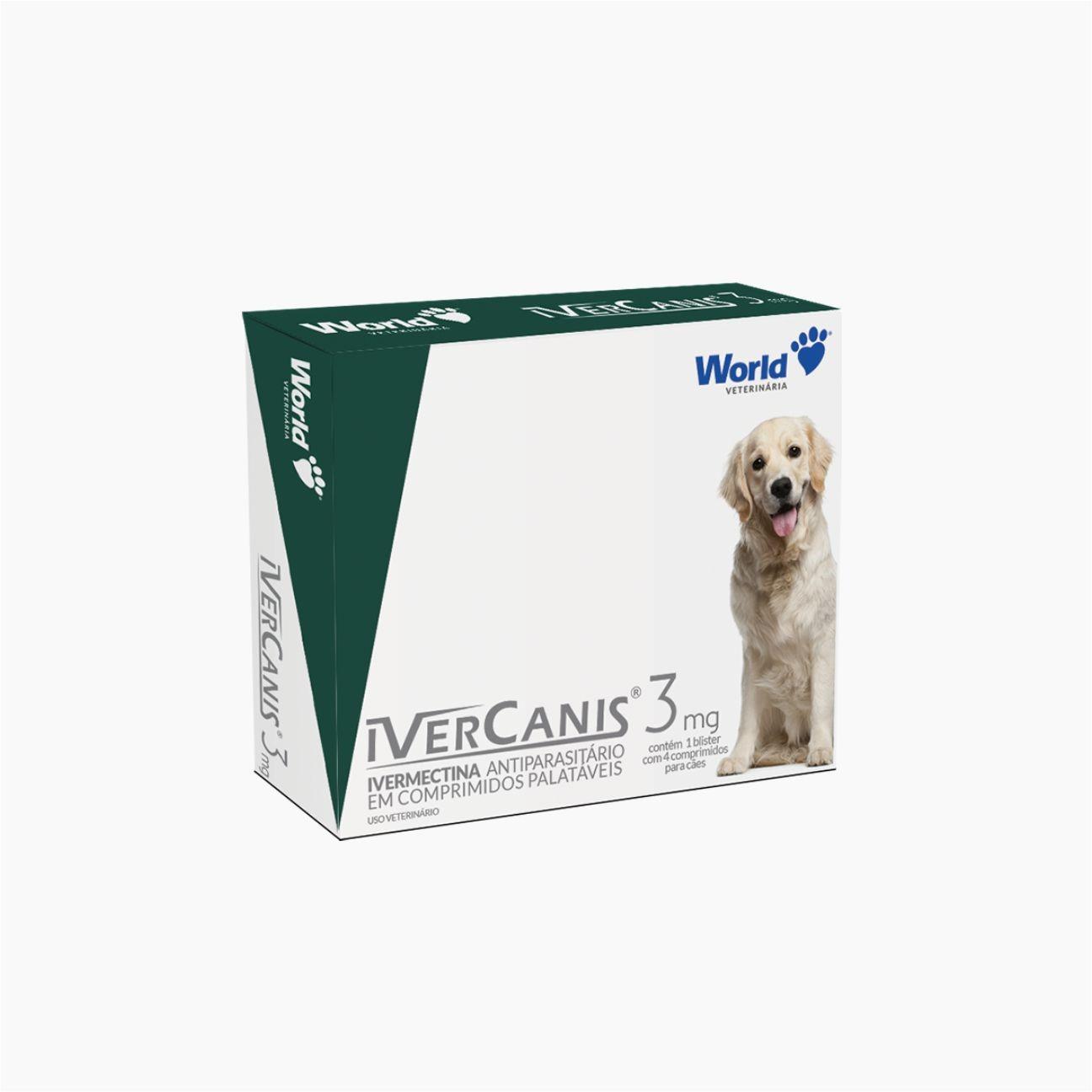 IverCanis 3mg