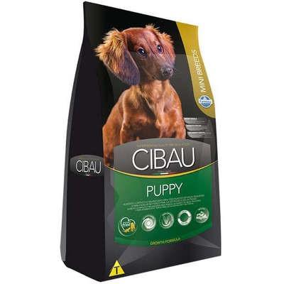 Ração Farmina Cibau Puppy para Cães Filhotes de Raças Pequenas